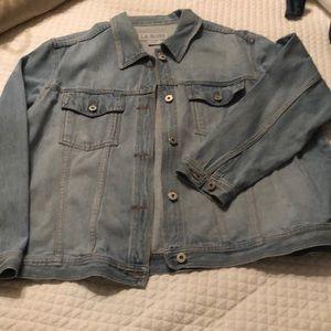 Light washed Denim Jacket 18/20 L.A. BLUES